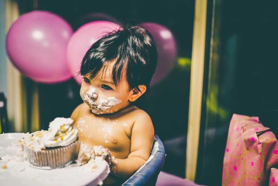Cake Smash Photographers Gold Coast
