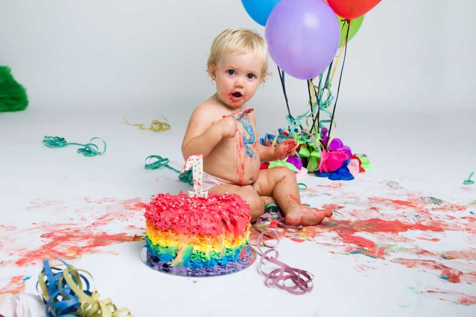 Cake Smash Photography Perth