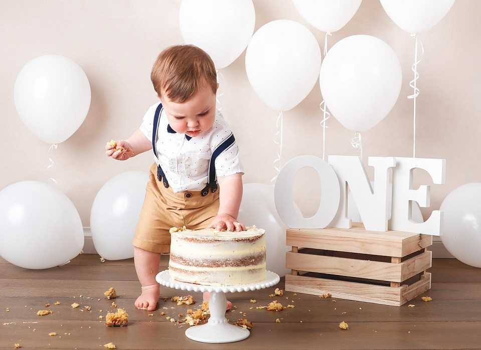 Perth Cake Smash Photography