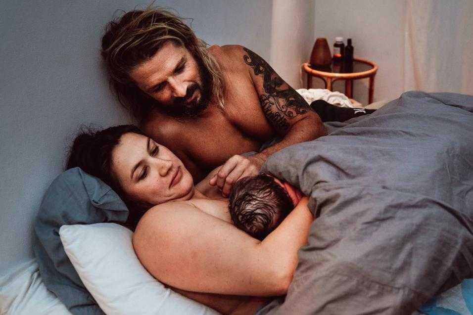 Rewild Her Birth Photography + Film