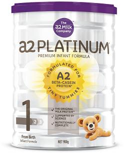 A2 Infant Formula Platinum babyinfo - Choosing baby formula_a_1556860518