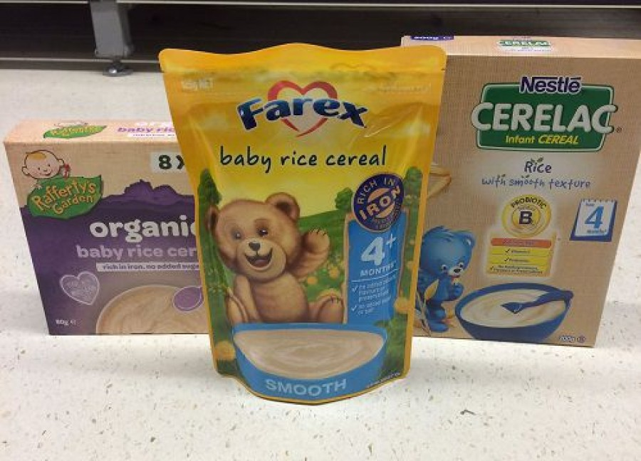 Best Baby Rice Cereal of the Year 2019
