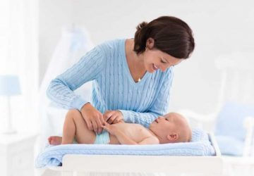 Baby Nappy Changing Essentials