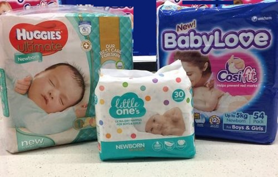 Best Baby Nappies for Newborn upto 5kg