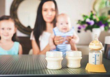Breastfeeding vs Formula Milk Feeding