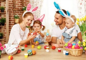 Celebrating your First Easter as a family