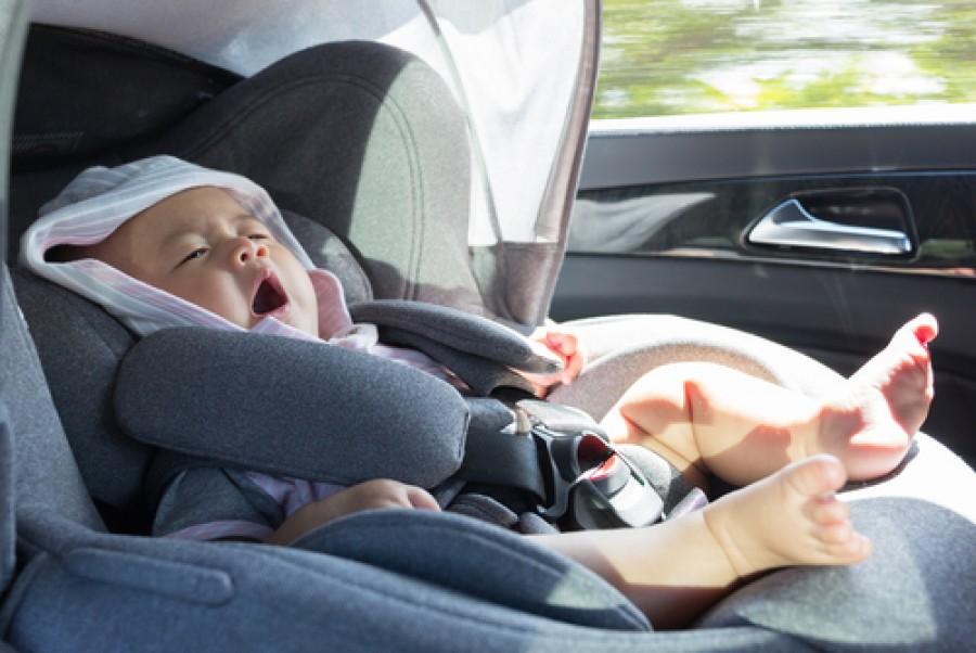 Child Car Seat Laws in Australia