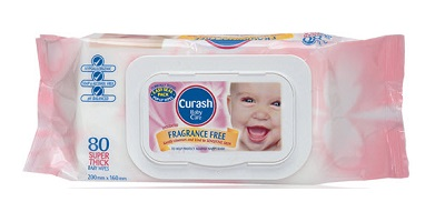 Curash Baby Care Baby Wipes babyinfo
