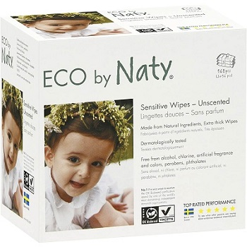 Eco by Naty Baby Wipes babyinfo