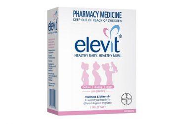 Elevit Pregnancy Multivitamin