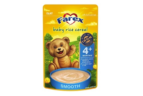 Farex Baby Rice Cereal Review