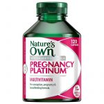 Natures Own Pregnancy Platinum Multivitamin Review