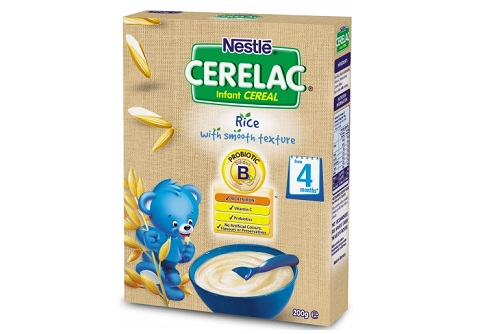 Nestle Cerelac Infant Rice Cereal Review