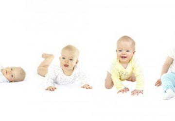 Newborn developmental milestones: 1 to 12 months