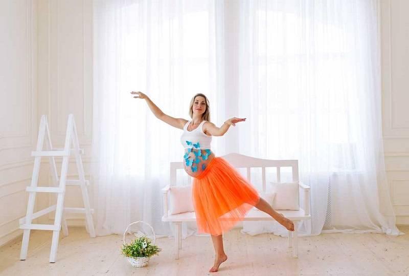 Pregnant_woman_dancing babyinfo