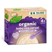 Rafferty's Garden Organic Baby Rice Cereal
