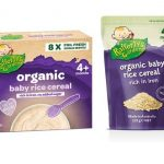 Raffertys Garden Organic Baby Rice Cereal Review