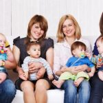 Reasons you should join mum and baby groups