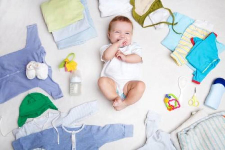 Shopping List for the Newborn
