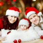 Some Incredible Ideas for your First Christmas with your Newborn