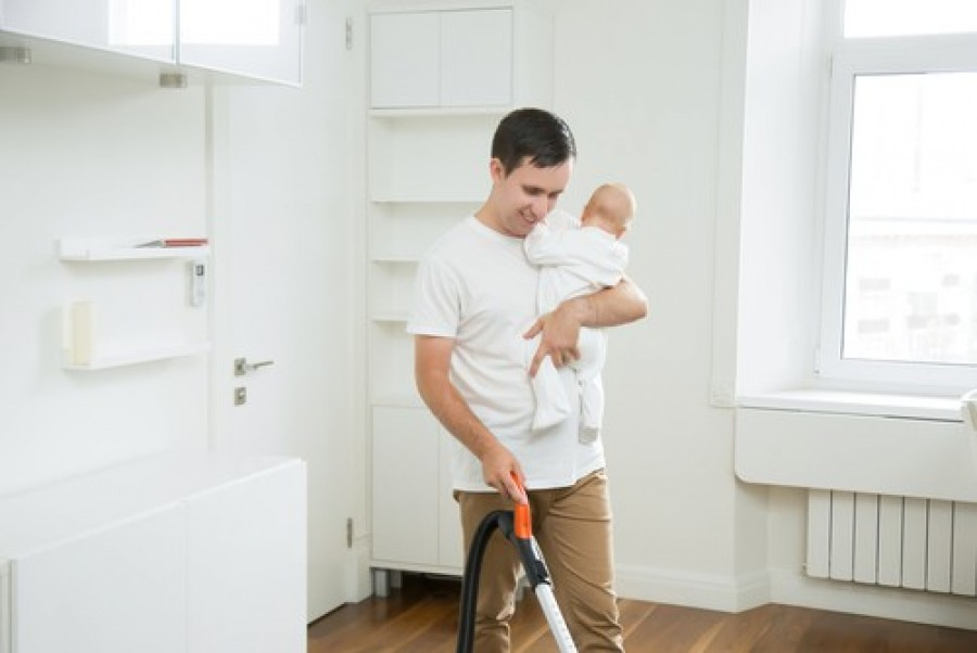 Stay at Home Dads: Why this should be the new norm