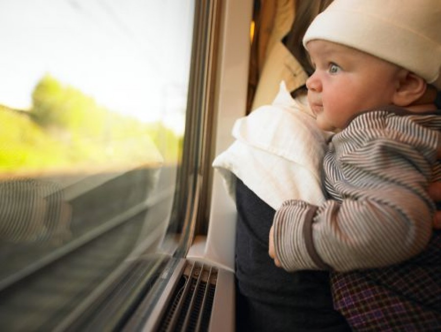 Travelling Overseas With Your Baby