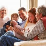 Managing your baby's first visitors