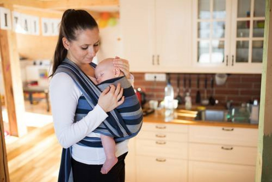 Babywearing: All you need to know about wearing your baby