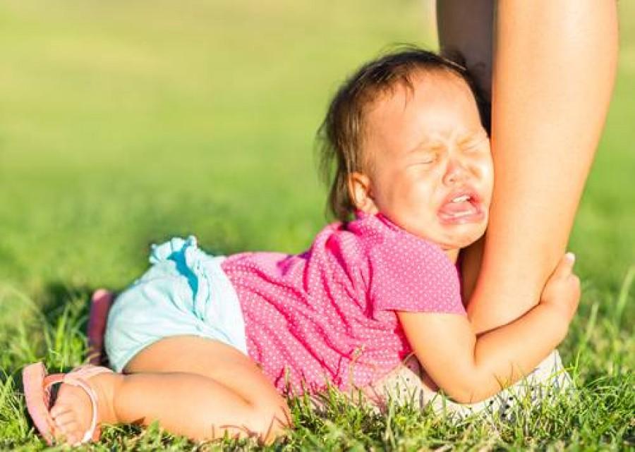 How to discipline babies?