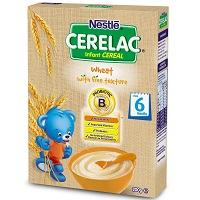 nestle cerelac infant rice cereal